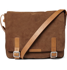 Marc by Marc Jacobs Suede Messenger Bag