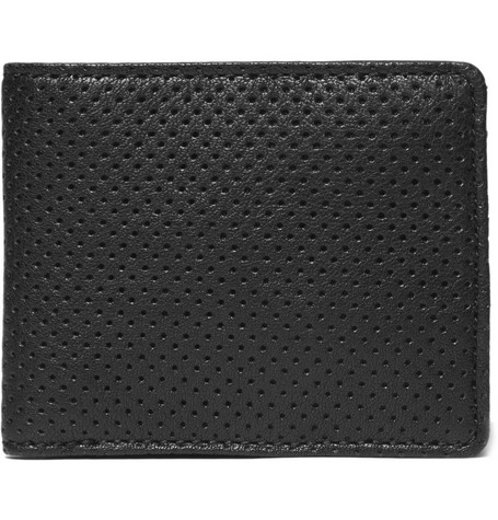 Marc by Marc Jacobs Perforated Leather Wallet