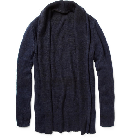 The Elder Statesman Cashmere Smoking Jacket