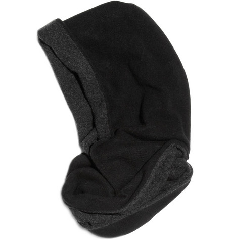 The Elder Statesman Hooded Cashmere Scarf