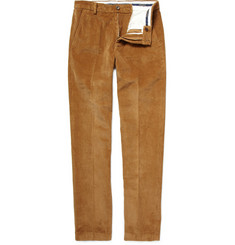 Brooks Brothers Clark Cotton Corduroy Trousers