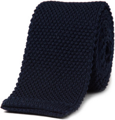 Brooks Brothers Knitted Wool Tie