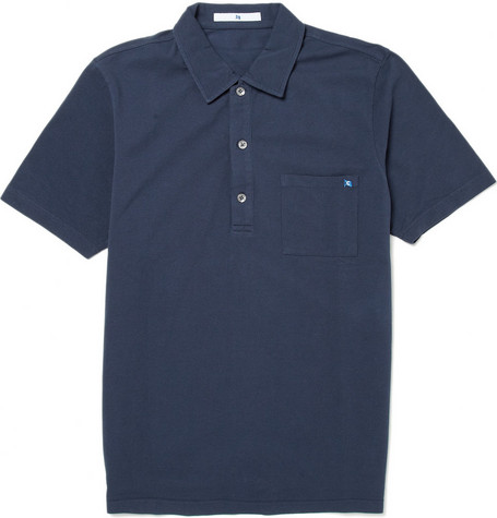 Chucs Cotton Piqué Polo Shirt