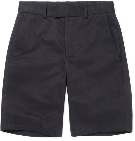 Chucs Smart Cotton Bermuda Shorts