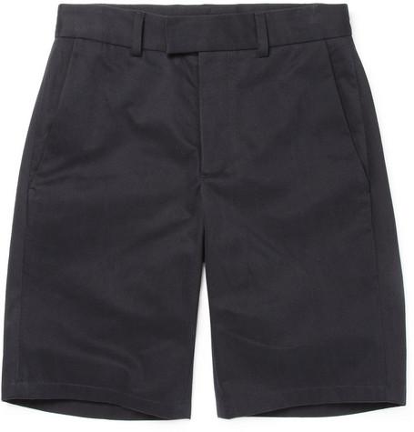 Chucs Smart Cotton Bermuda Shorts