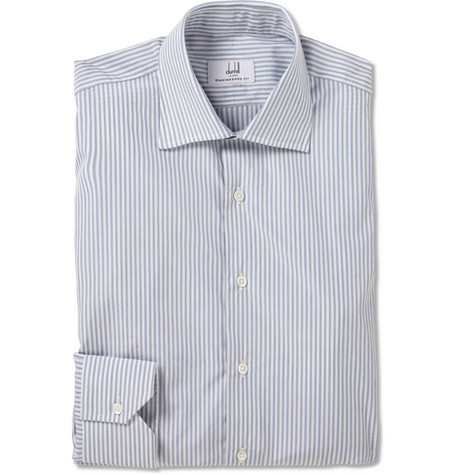 Alfred Dunhill Striped Cotton Shirt