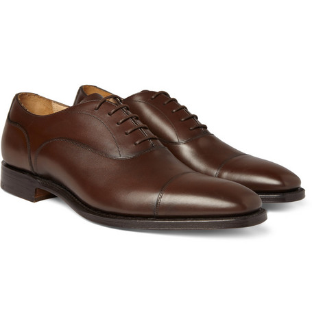 Church's Sheldon Leather Oxford Shoes