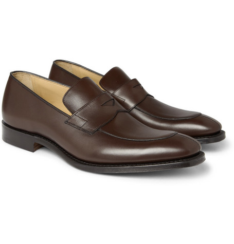 Church's Leather Penny Loafers