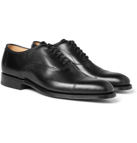 Church's Buckden Leather Oxford Shoes