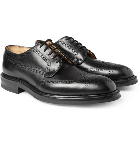 Church's Grafton Leather Wingtip Brogues