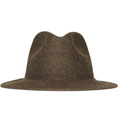 Lock & Co Hatters Rambler Wool Fedora Hat