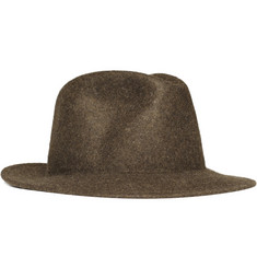 Lock & Co Hatters Rambler Wool Fedora Hat