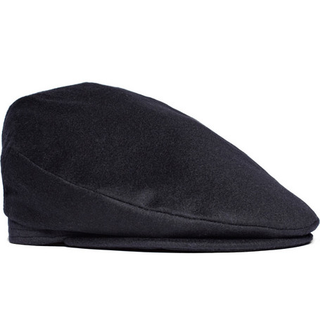 Lock & Co Hatters Oslo Flat Cap with Ear Flaps