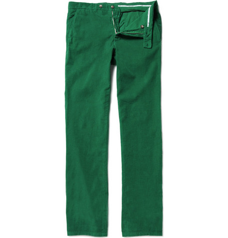 Hentsch Man Joe Corduroy Trousers