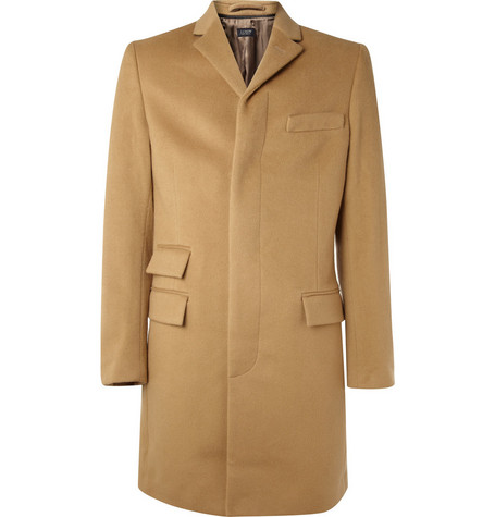 J.Crew Mayfair Wool-Blend Coat