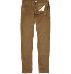 J.Crew Straight-Leg Corduroy Trousers