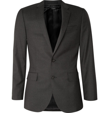 J.Crew Ludlow Wool Suit Jacket