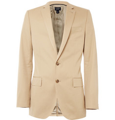 J.Crew Ludlow Cotton Chino Suit Jacket