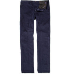 Ralph Lauren Purple Label Cotton-Corduroy Trousers