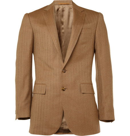 Ralph Lauren Black Label Anthony Wool and Cashmere-Blend Sports Blazer