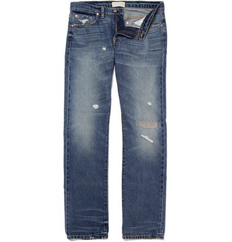 Simon Spurr 5 Year Anniversary Denim Jeans