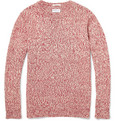 Gant Rugger Marled Crew Neck Sweater