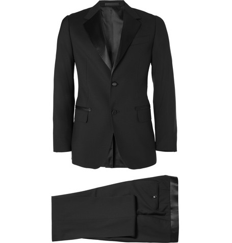 Lanvin Single-Breasted Wool Tuxedo