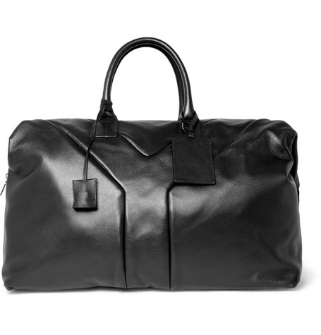 Yves Saint Laurent Hamptons Large Leather Holdall Bag