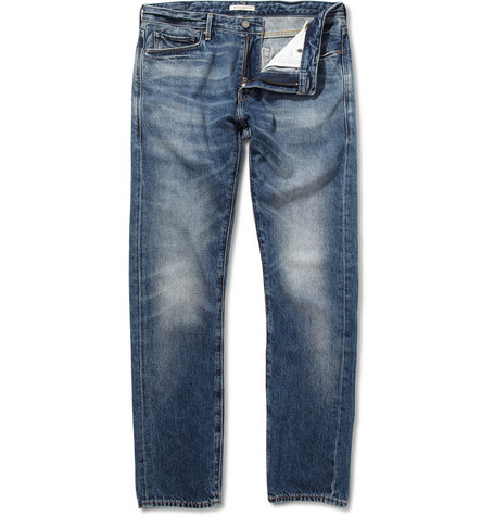 Levi's Made & Crafted Pre-Aged Slim-Fit Jeans