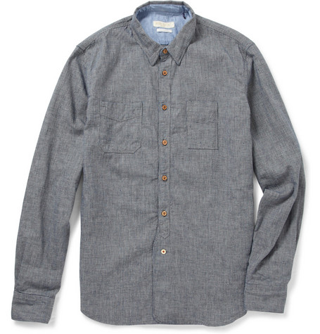 Levi's Made & Crafted Fine Houndstooth Shirt