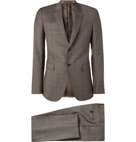 Gucci Marseille Slim-Fit Wool Suit