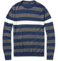 Gucci Striped Cashmere Sweater