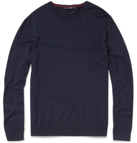 Gucci Lightweight Wool Sweater