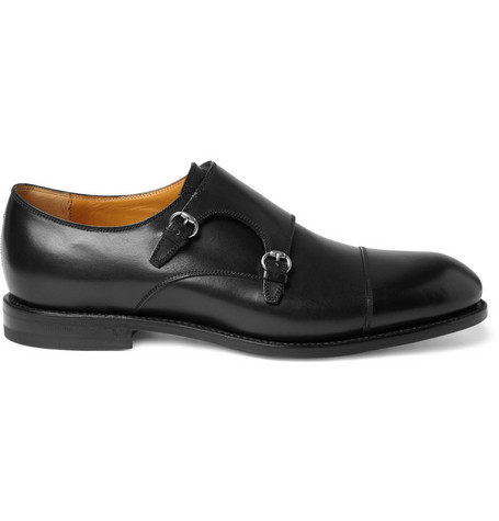 Double Monk Strap Brown Shoes Coraline Wybie