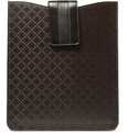 Gucci - Diamond Pattern Leather iPad Sleeve