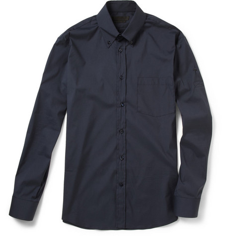 Alexander McQueen Button-Down Collar Shirt