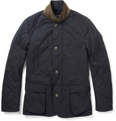 Loro Piana - Roadster Storm System Quilted Jacket