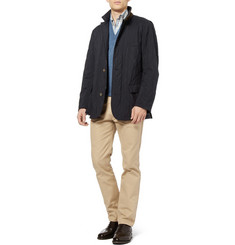 Loro Piana Roadster Storm System Quilted Jacket