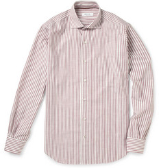 Loro Piana Striped Cotton Shirt