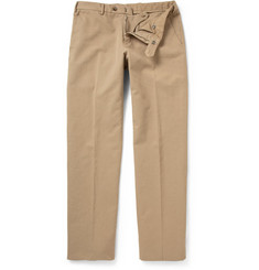 Loro Piana Cotton-Twill Chinos