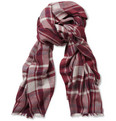 Loro Piana - Cashmere and Silk-Blend Plaid Scarf