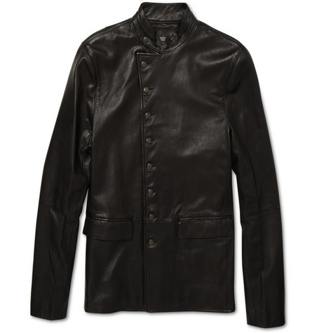 John Varvatos Soft Leather Jacket