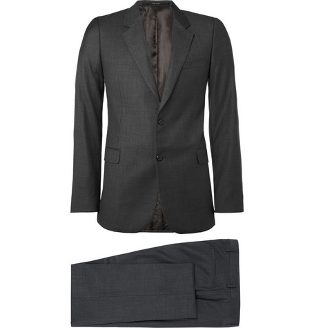 Givenchy Two Button Wool Suit