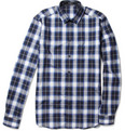 Givenchy - Plaid Cotton Shirt