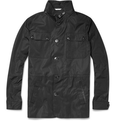 Brioni Lightweight Water-Repellent Parka Jacket