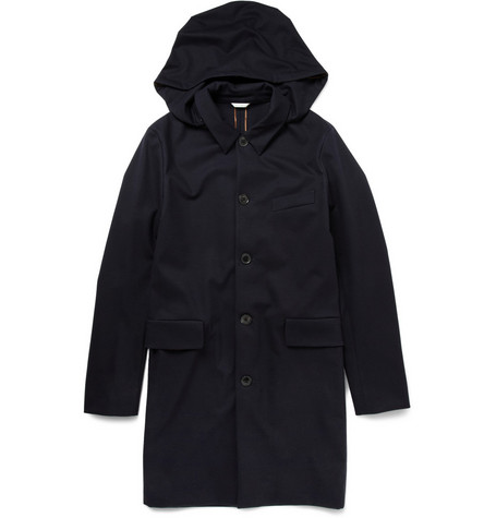 Paul Smith Trench Coat with Detachable Hood