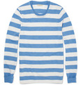 Burberry Brit Striped Wool-Blend Sweater