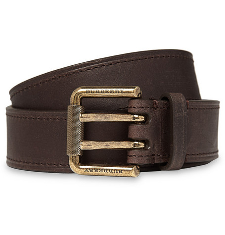 Burberry Shoes & Accessories Leather Belt