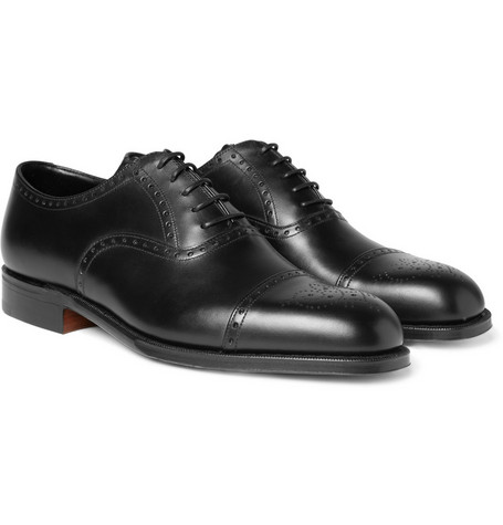 Grenson G.Zero Radley Leather Oxford Brogues