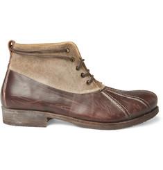 Billy Reid Half Duck Boots